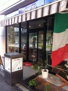 稲毛海岸・イタリア市場 トスカーナ 店舗外観
