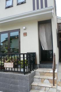 検見川浜・Cafe Nico 店舗外観
