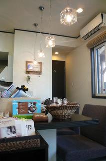 【ランチ】検見川浜・Cafe Nico/店内の様子